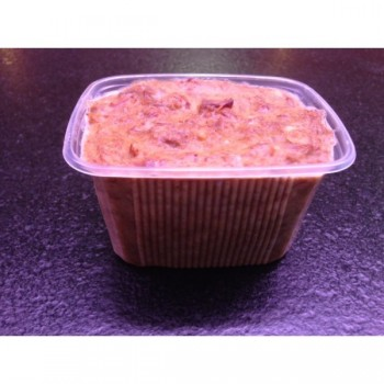 Rillettes de canard, pot de 300g env