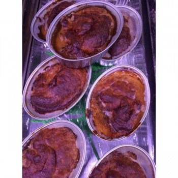 Terrine de pâté de foie, 275g env