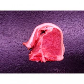 Côtelette d'agneau au filet