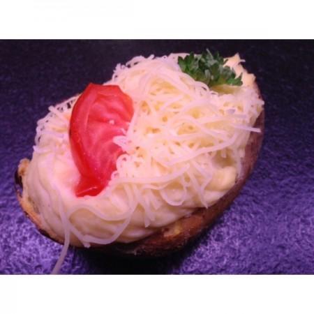 Pomme de terre à la crème