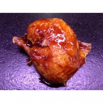 Cuisse de poulet en gelée