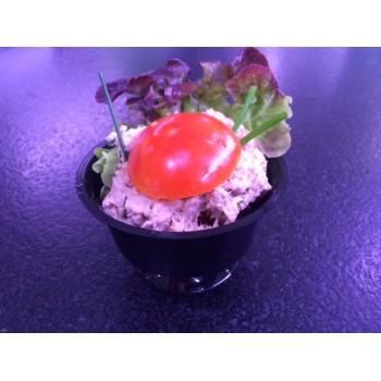Tomate au thon