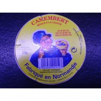 Camemberg 250g