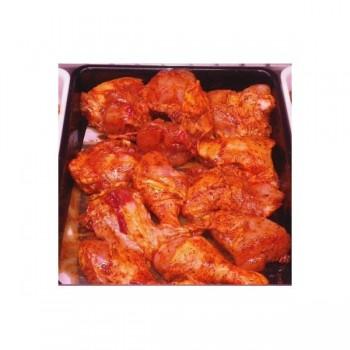 Blanc ou cuisse de poulet pour barbecue