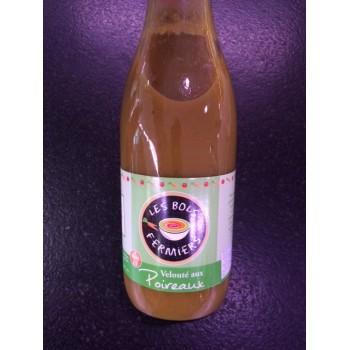 Velouté aux poireaux, 1 litre