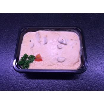 Porc Orloff pois carottes